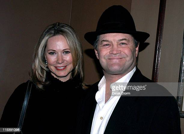 Donna Dolenz and Micky Dolenz during 2nd Annual Celebrity Server to Benefit the NYU National Cancer Prevention Fund and Urology Program at The Palm...