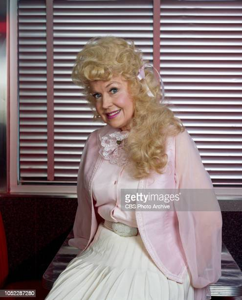 Donna Douglas known for portraying Elly May Clampett on the television sitcom The Beverly Hillbillies stars on TV's AllTime Favorites a CBS...