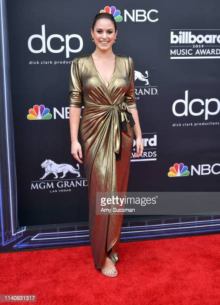 Donna Farizan attends the 2019 Billboard Music Awards at MGM Grand Garden Arena on May 1 2019 in Las Vegas Nevada