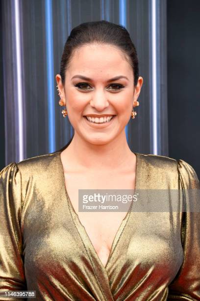 Donna Farizan attends the 2019 Billboard Music Awards at MGM Grand Garden Arena on May 01 2019 in Las Vegas Nevada