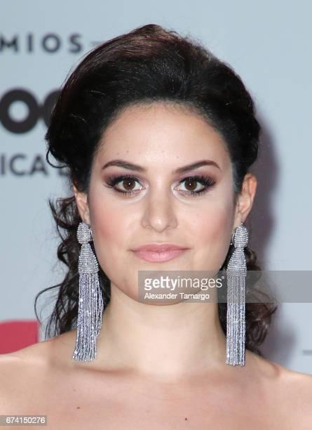 Donna Farizan attends the Billboard Latin Music Awards at Watsco Center on April 27 2017 in Coral Gables Florida