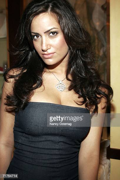 """Donna Feldman of """"Fashion House"""" at the launch of MyNetwork TV, hosted by Capitol File at Cafe Milano August 30, 2006 in Washington, DC."""