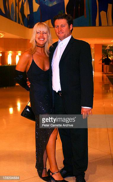 Donna Fowkes and Peter Phelps attend the Sony Foundation True Colours Ball at the Westin Hotel on November 24 2001 in Sydney Australia The annual...