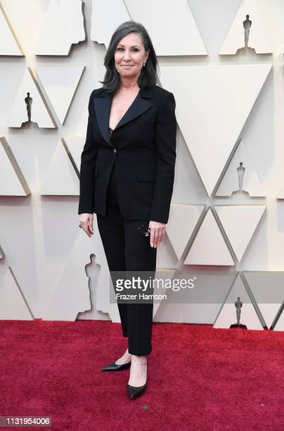 Donna Gigliotti attends the 91st Annual Academy Awards at Hollywood and Highland on February 24 2019 in Hollywood California