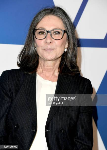 Donna Gigliotti attends the 91st Oscars Nominees Luncheon at The Beverly Hilton Hotel on February 04 2019 in Beverly Hills California
