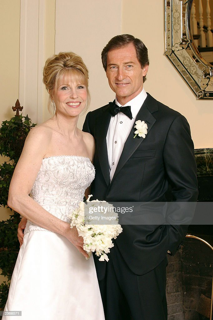 Donna Hanover Marries : News Photo
