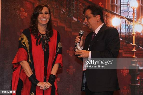 Donna Karan American Fashion Designer And The Creator Of Dkny News Photo Getty Images