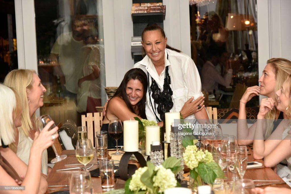 Hamptons Magazine And Urban Zen x Tutto il Giorno Host A VIP Dinner