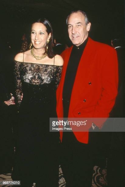 Donna Karan and Stephan Weiss circa 1993 in New York