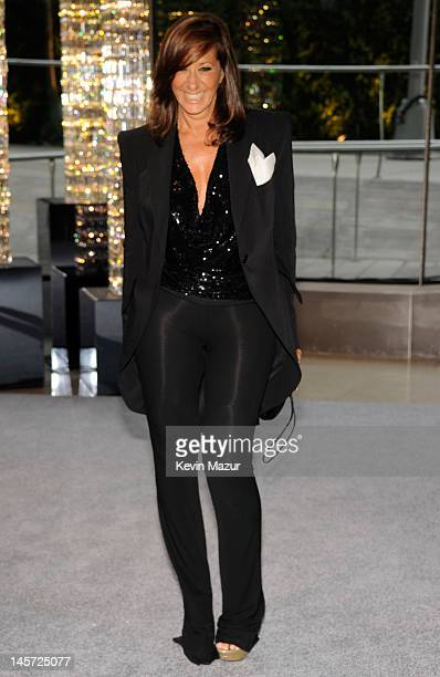Donna Karan attends 2012 CFDA Fashion Awards at Alice Tully Hall on June 4 2012 in New York City