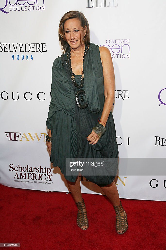 Donna Karan attends the 2nd Annual Mary J. Blige Honors Concert at Hammerstein Ballroom on May 1, 2011 in New York City.