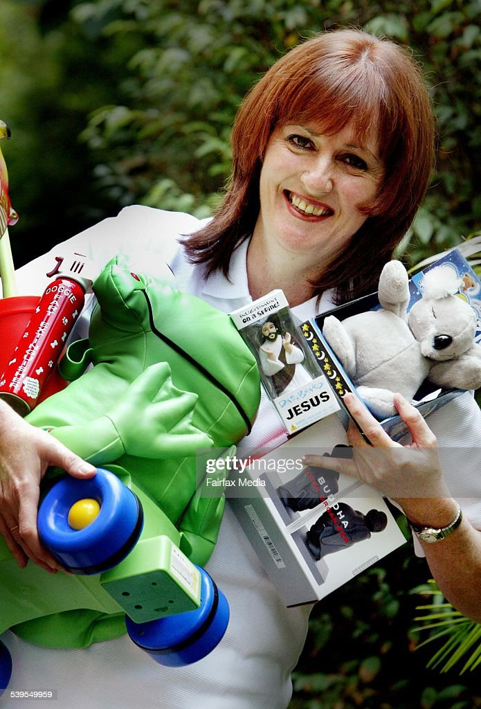 Donna Kelly Has A Home Business Selling Novelties On Ebay 31 March News Photo Getty Images