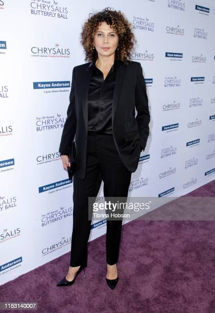 Donna Langley attends the 18th annual Chrysalis Butterfly Ball on June 01 2019 in Brentwood California