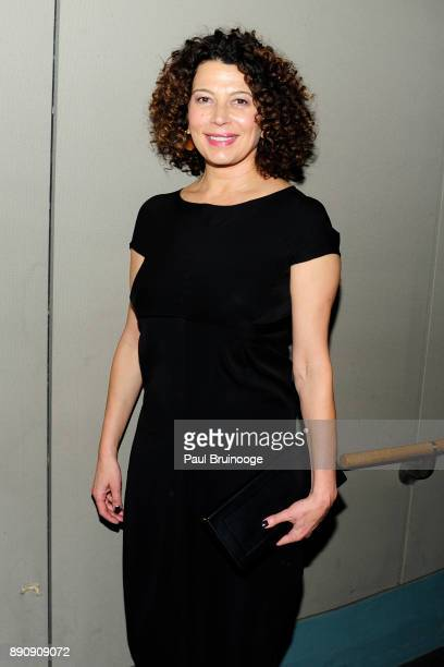Donna Langley attends the New York premiere of Phantom Thread at The Film Society of Lincoln Center Walter Reade Theatre on December 11 2017 in New...