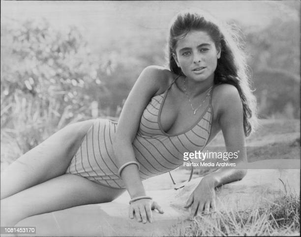 Donna Lee Turner third place getter in the Penthouse Pet of the Year Award February 07 1983