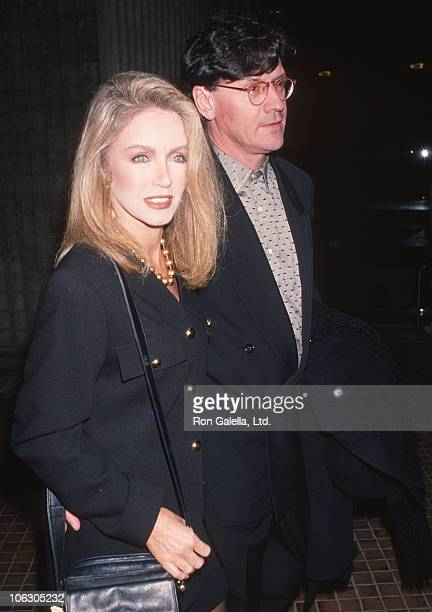 Donna Mills and Edmond Stevens during Women In Film Festival Opens With Screening of Angie at Avco Cinema Theater in Westwood California United States