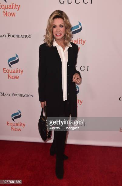 Donna Mills attends Equality Now's Annual Make Equality Reality Gala at The Beverly Hilton Hotel on December 03 2018 in Beverly Hills California