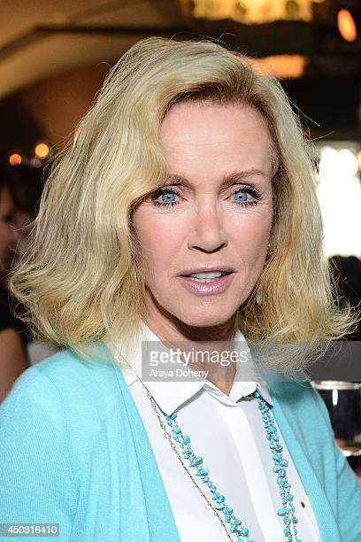Donna Mills attends the Screen Actors Guild Foundation's Night Before Event in Los Angeles at Rockwell Table and Stage on June 8 2014 in Los Angeles...