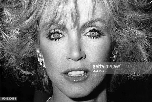 Donna Mills Carousel Ball Denver Co 1983 Nikon F3 Trix F/16 Scanned from silver print 2006 Prints signed numbered and dated on verso