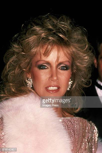 Donna Mills circa 1983 in New York City