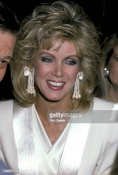 Donna Mills during 1986 Femme Awards at Mortimer's Restaurant in New York City New York United States
