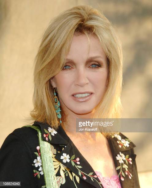 Donna Mills during CBS Summer 2005 Press Tour Party at Hammer Museum in Westwood California United States