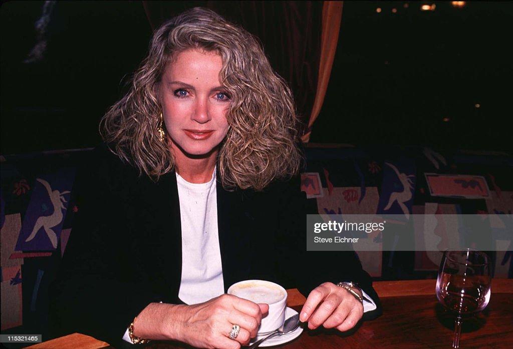 Donna Mills at Iridium - 1994