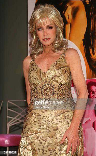 Donna Mills during DVD Debut and AllStar Reading of 'Valley of the Dolls' at The Renberg Theater in Los Angeles California United States