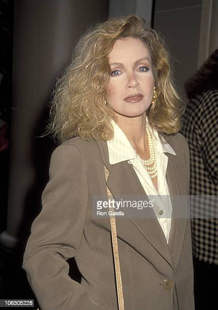Donna Mills during Education First Week Honors CBS Entertainment at Beverly Wilshire Hotel in Beverly Hills California United States