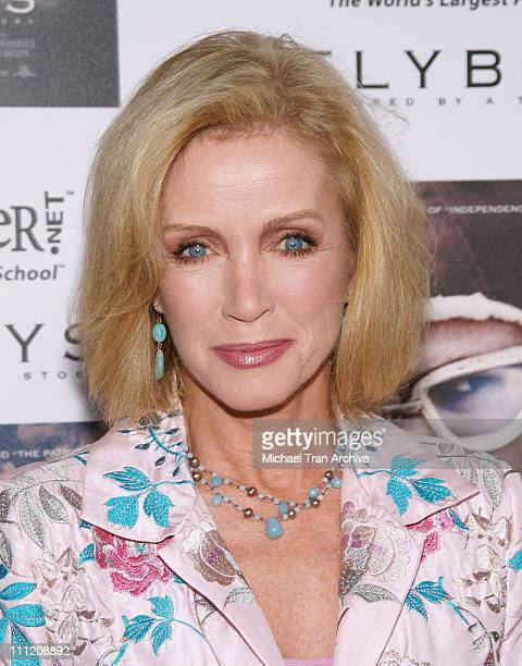 Donna Mills during Flyboys Los Angeles Screening Arrivals at Academy of Motion Picture Arts Sciences in Beverly Hills California United States