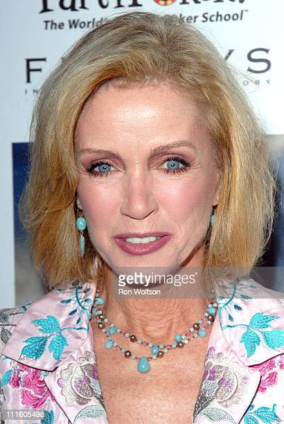 Donna Mills during Flyboys Los Angeles Screening at Academy of Motion Picture Arts and Sciences in Beverly Hills CA United States