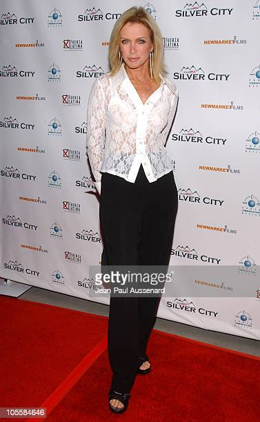 Donna Mills during 'Silver City' Los Angeles Premiere Arrivals at The ArcLight in Hollywood California United States