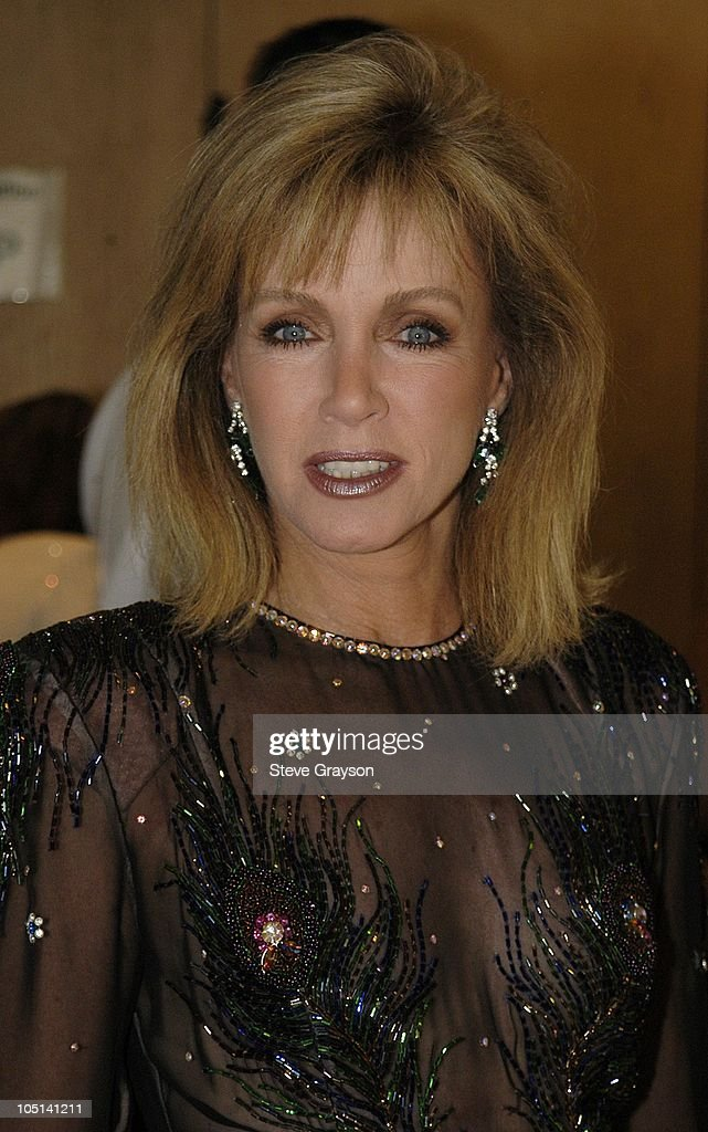 Donna Mills during The 2003 Trendsetters in Television Tribute to Icons in Film at The Beverly Hills Hilton Hotel in Beverly Hills, California, United States.