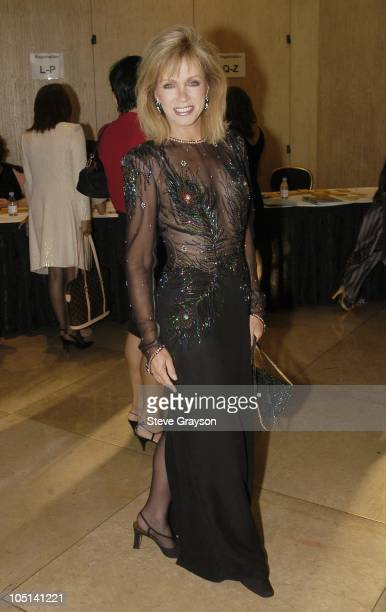 Donna Mills during The 2003 Trendsetters in Television Tribute to Icons in Film at The Beverly Hills Hilton Hotel in Beverly Hills California United...