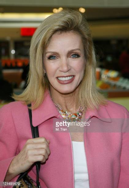 Donna Mills during The Screen Actors Guild Foundation and Zimand Entertianment Host Los Angeles Children's Love Equals Writing Contest at Beverly...
