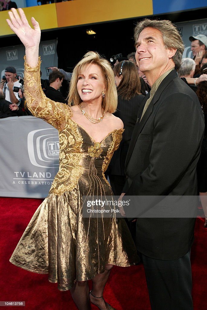 Donna Mills during The TV Land Awards -- Arrivals at