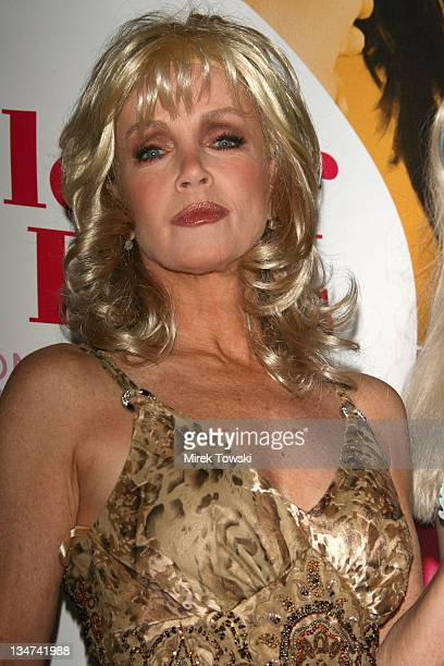 Donna Mills during Valley Of The Dolls allstar reading at Renberg Theater in Hollywood California United States