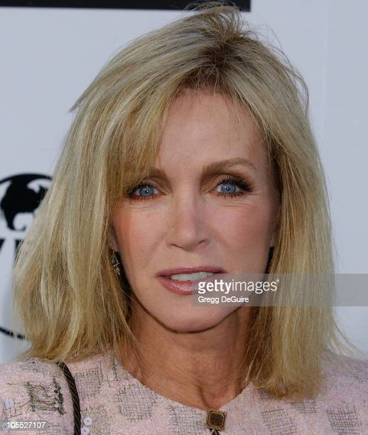 Donna Mills during 'Wicked' Los Angeles Opening Night Arrivals at The Pantages Theatres in Los Angeles California United States