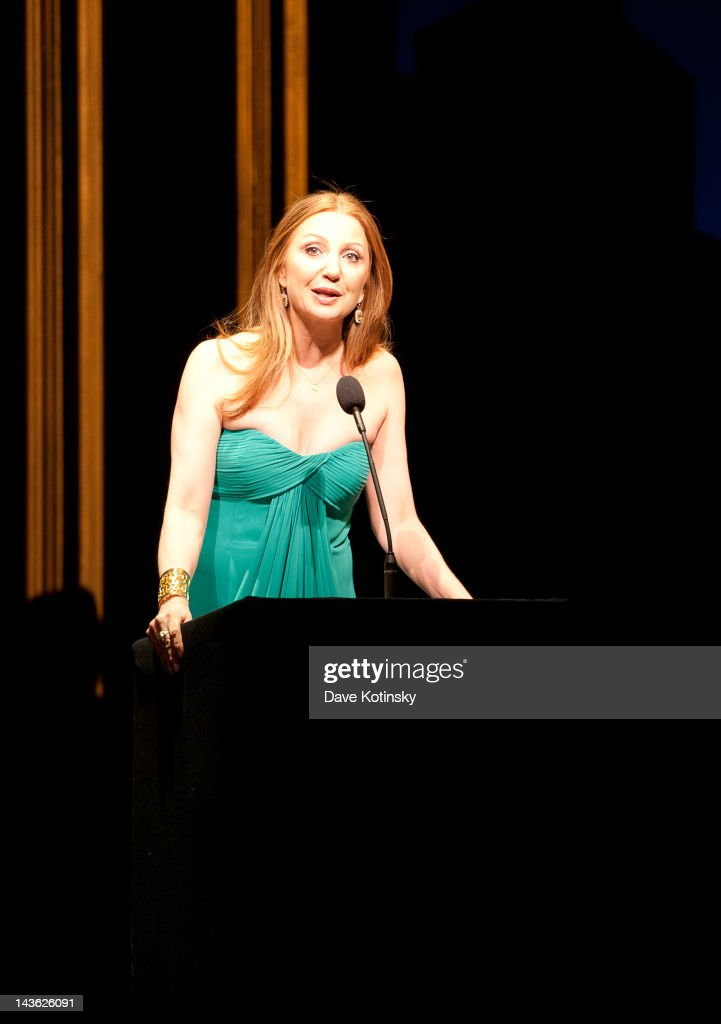 Donna Murphy at Peter Jay Sharp Theater on April 30, 2012 in New York City.