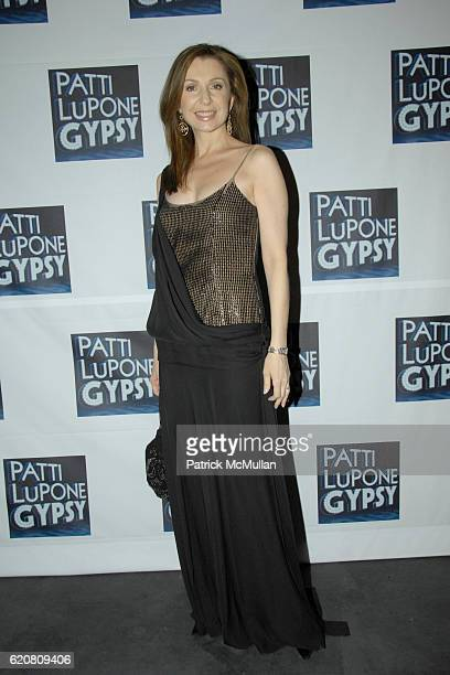 Donna Murphy attends The Opening Night of GYPSY on Broadway at The St. James Theatre & Mansion Night Club on March 27, 2008 in New York City.