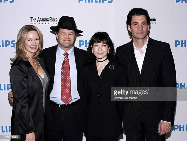 Donna Quinter Micky Dolenz Bebe Neuwirth and Robert Funaro