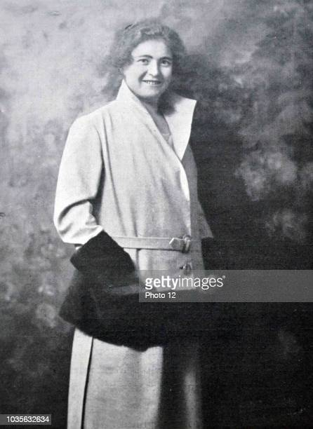 Donna Rachele Mussolini was the wife and widow of Italian dictator Benito Mussolini