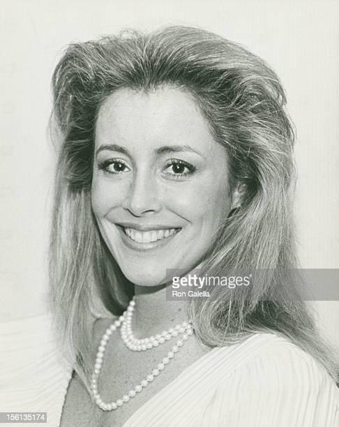 Donna Rice attends White House Correspondents Association Dinner on April 21 1988 at the Capitol Hilton Hotel in Washington DC