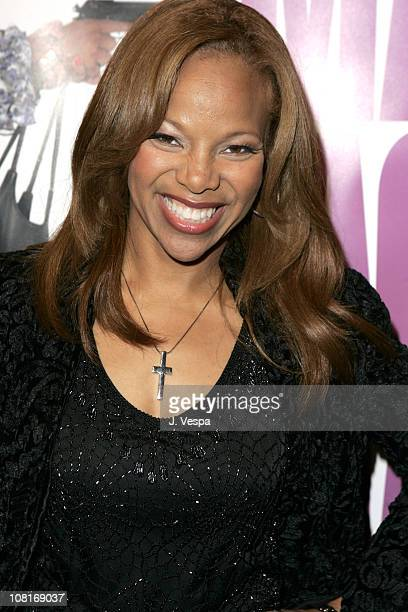 Donna Richardson Joyner during Tyler Perry's Diary of a Mad Black Woman Los Angeles Premiere Red Carpet at Arclight Hollywood in Hollywood California...
