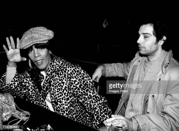 Donna Summer and husband Bruce Sudano circa 1981 in New York City