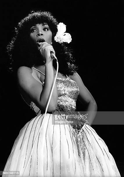 Donna Summer circa 1979 in New York City