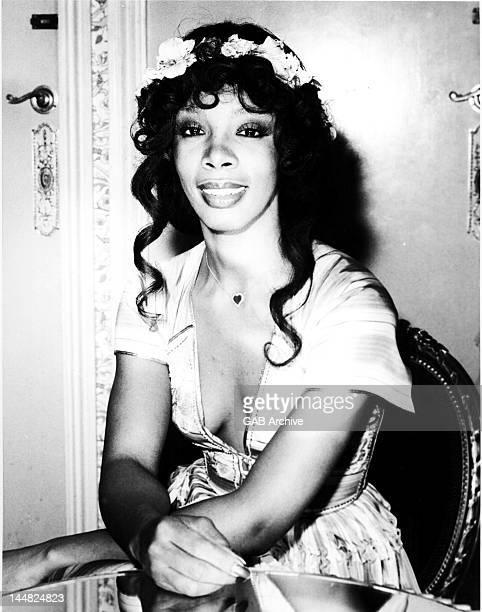 Donna Summer portrait USA 1976