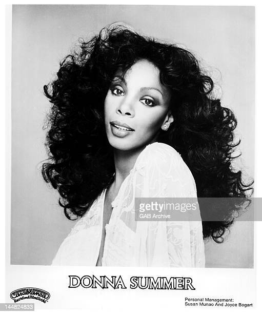 Donna Summer portrait USA 1976