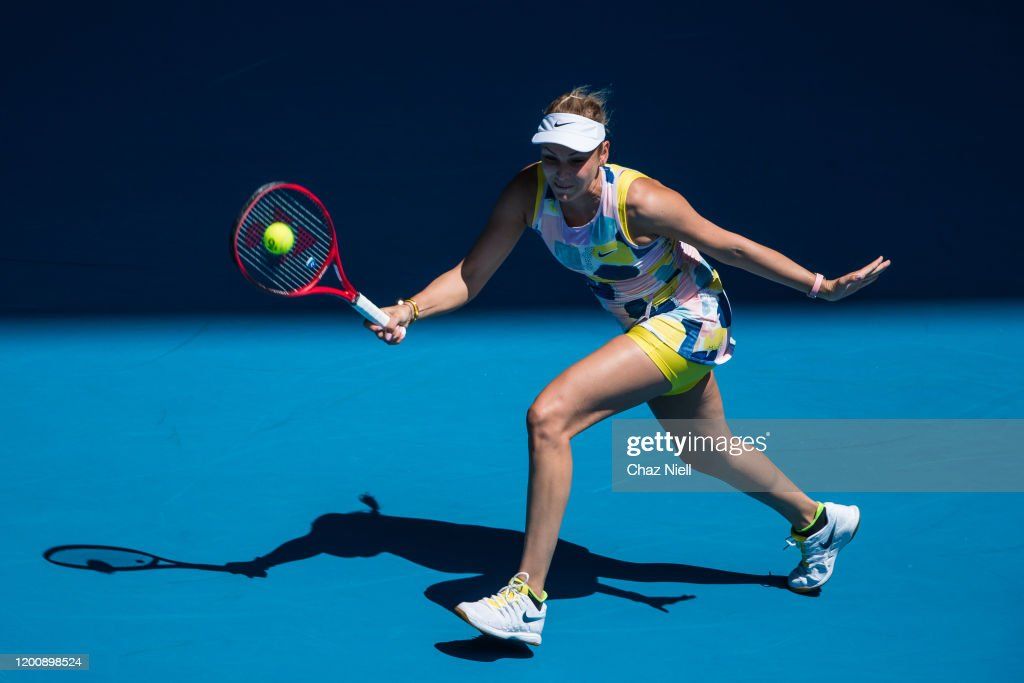 2020 Australian Open - Day 2 : News Photo