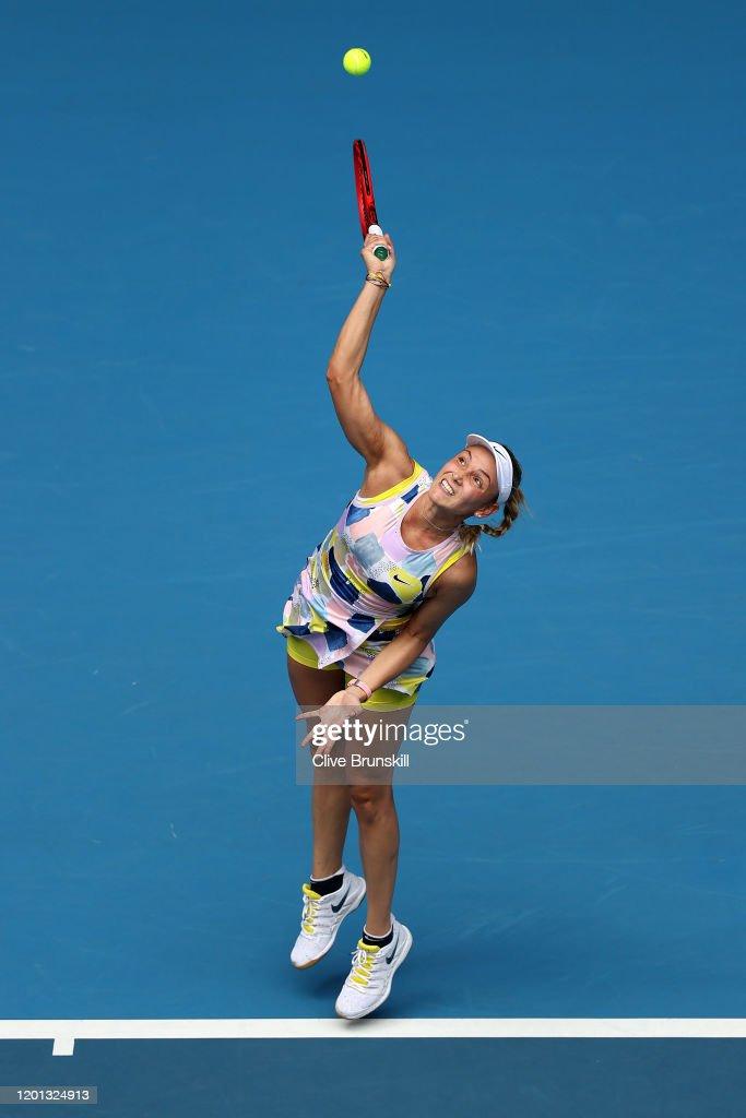 2020 Australian Open - Day 4 : News Photo